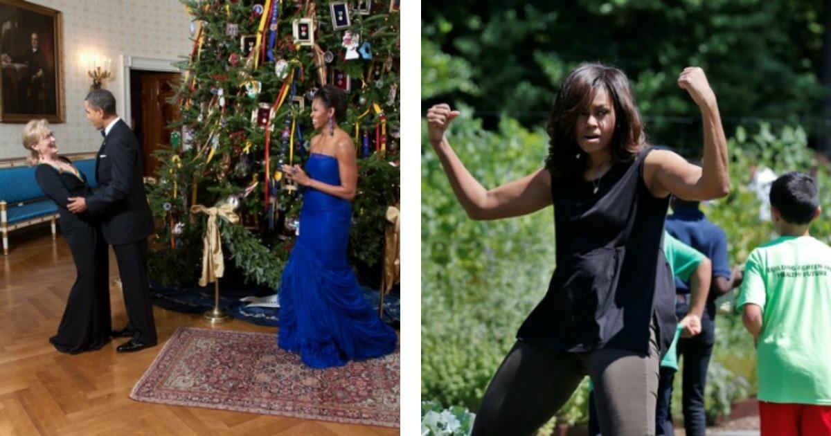 Lecciones que nos dio Michelle Obama como primera dama