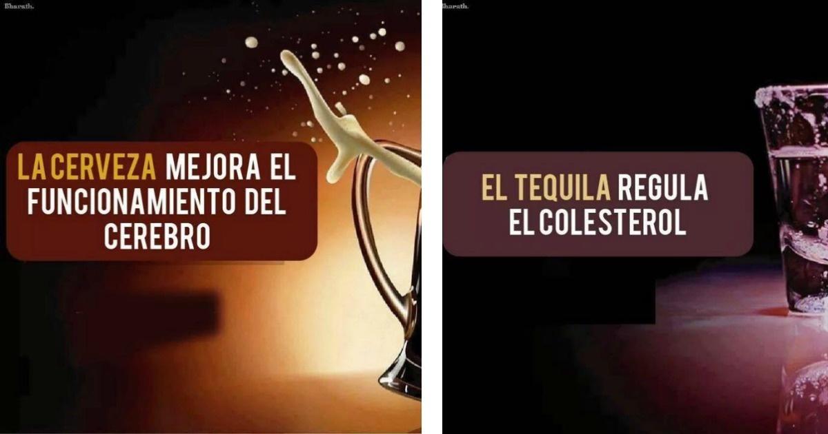 Descubre los beneficios de consumir estas 8 bebidas alcohólicas