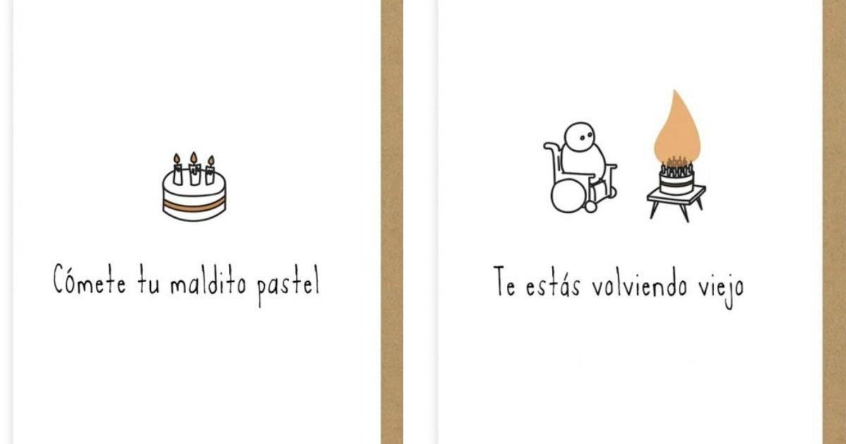11 graciosas y originales tarjetas de regalo para tus amigos