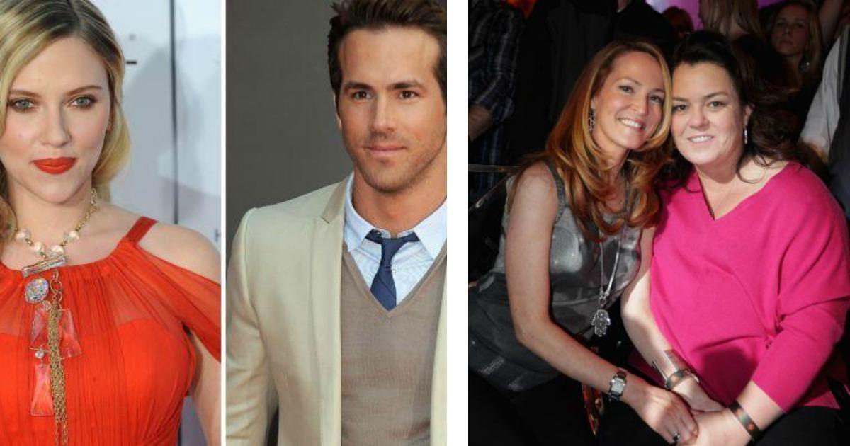 10 parejas de famosos que se casaron en secreto