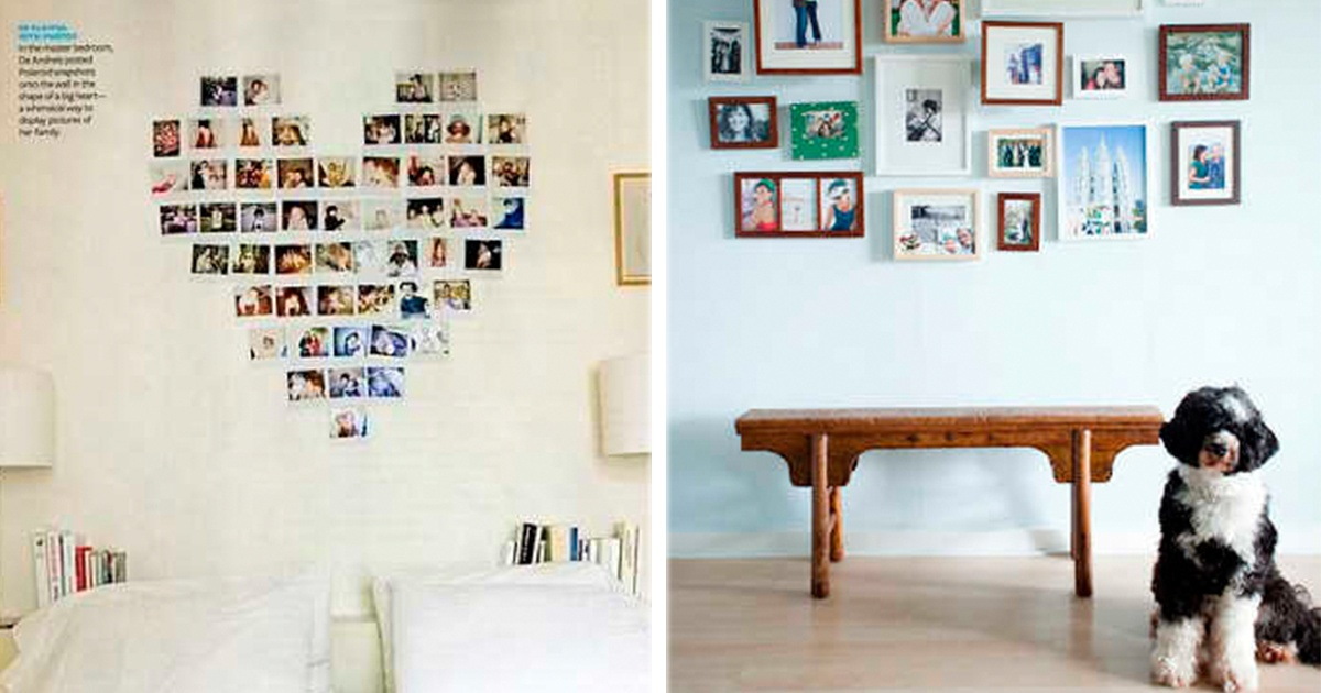 10 ideas para decorar con fotograf as la 7 la aplicar for Ideas para decorar mi recamara