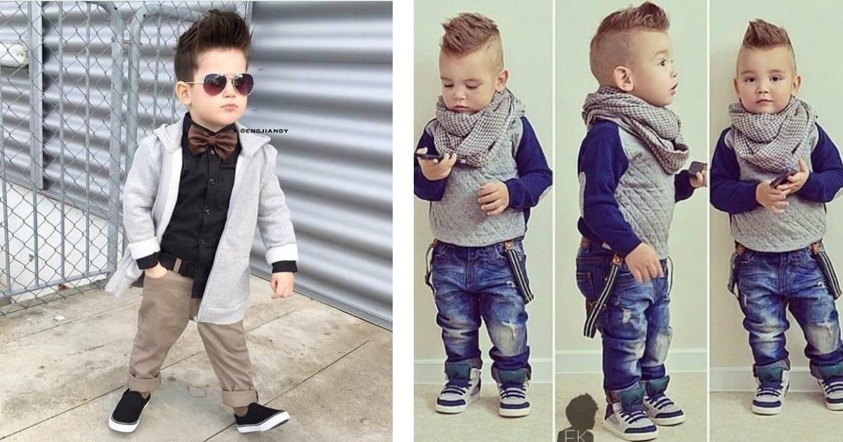 ¡10 niños con más estilo que tu!