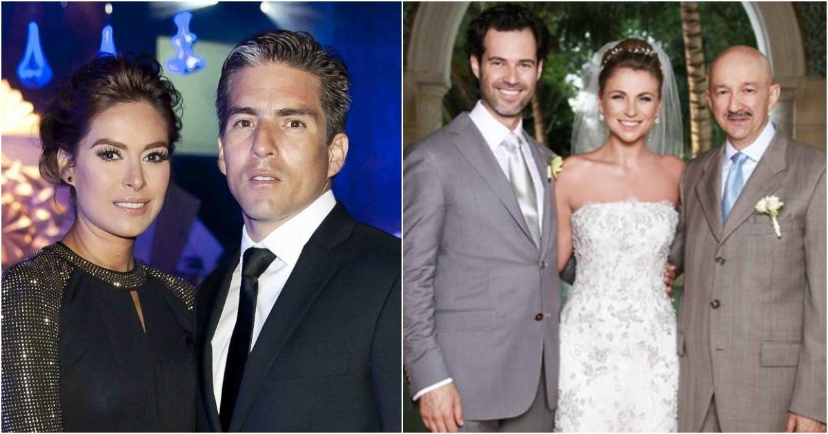 Políticos mexicanos que encontraron el amor en famosas actrices de la televisión