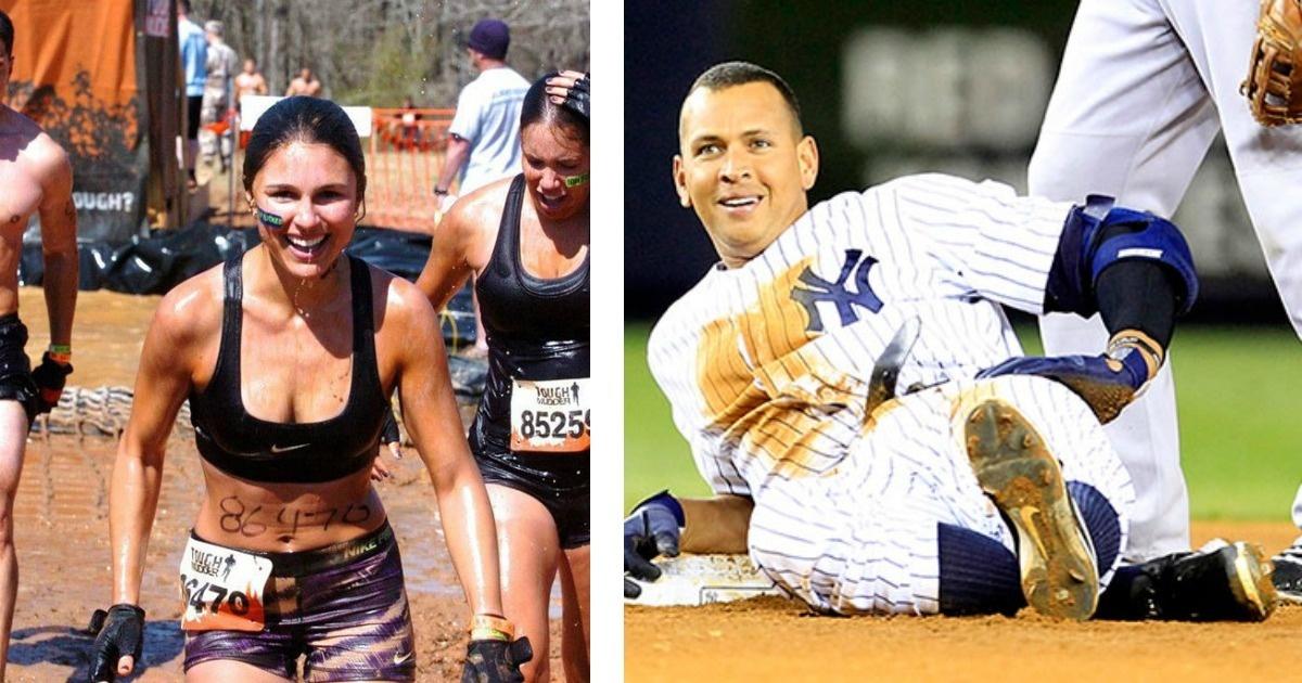 #8 deportistas que pase lo que pase no dejan de sonreír.
