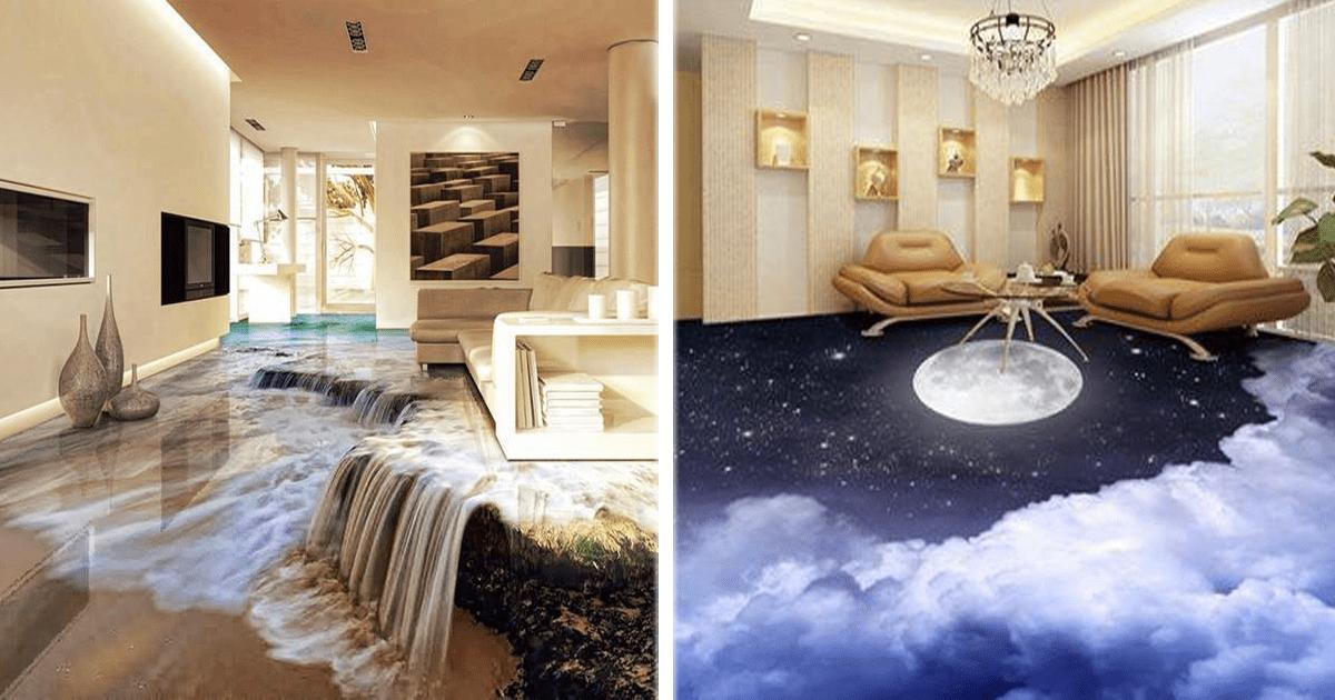 Pisos en 3d te atrever as a ponerlos en tu hogar la for Crea casa 3d