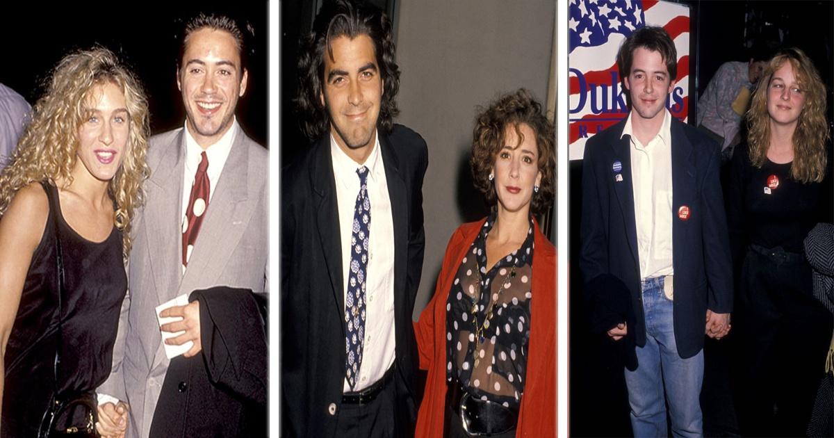 ¡13 Famosos que fueron pareja en los 80's y que tal vez no conocías!