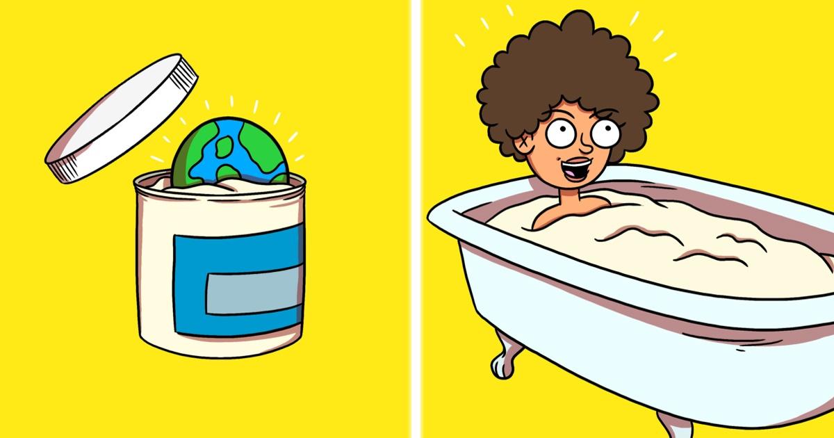 ¡10 Partes de tu vida que puede arreglar el aceite de coco!