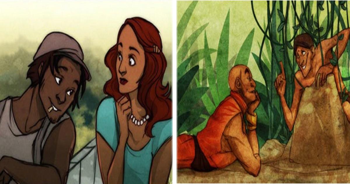 Los personajes del reino animal de Disney se convierten en humanos. ¡Míralos!