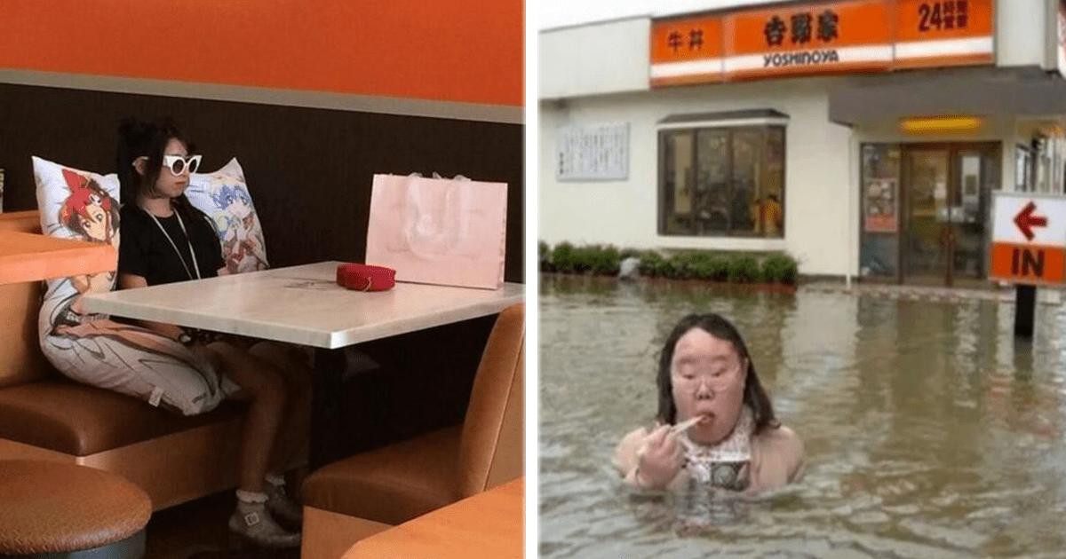 ¡12 Cosas extrañas que solo suceden en Asia!