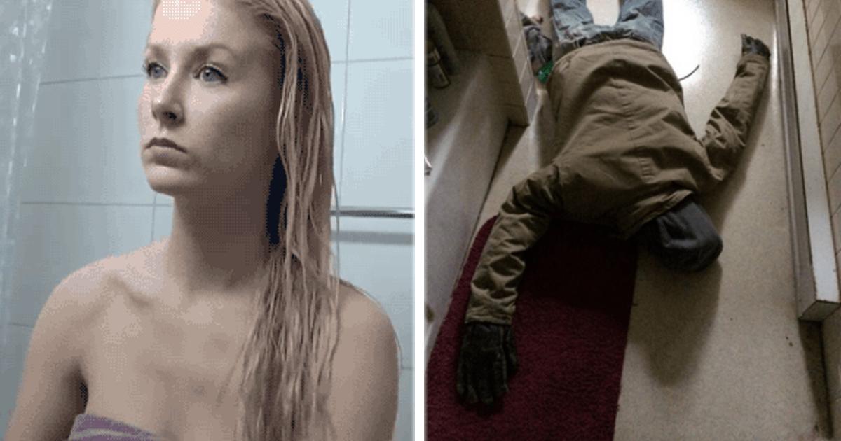 11 Bromas muy ingeniosas que se han hecho en los baños.