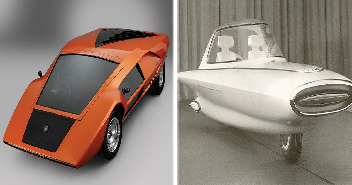 7 autos además de DeLorean que también viajaron al futuro. ¡Yo hubiera querido estrenar el # 5