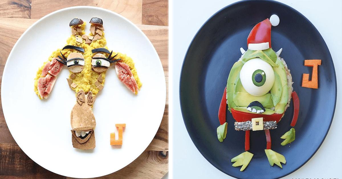 ¡Estos platillos te abrirán el apetito pero por lo increíbles que se ven!