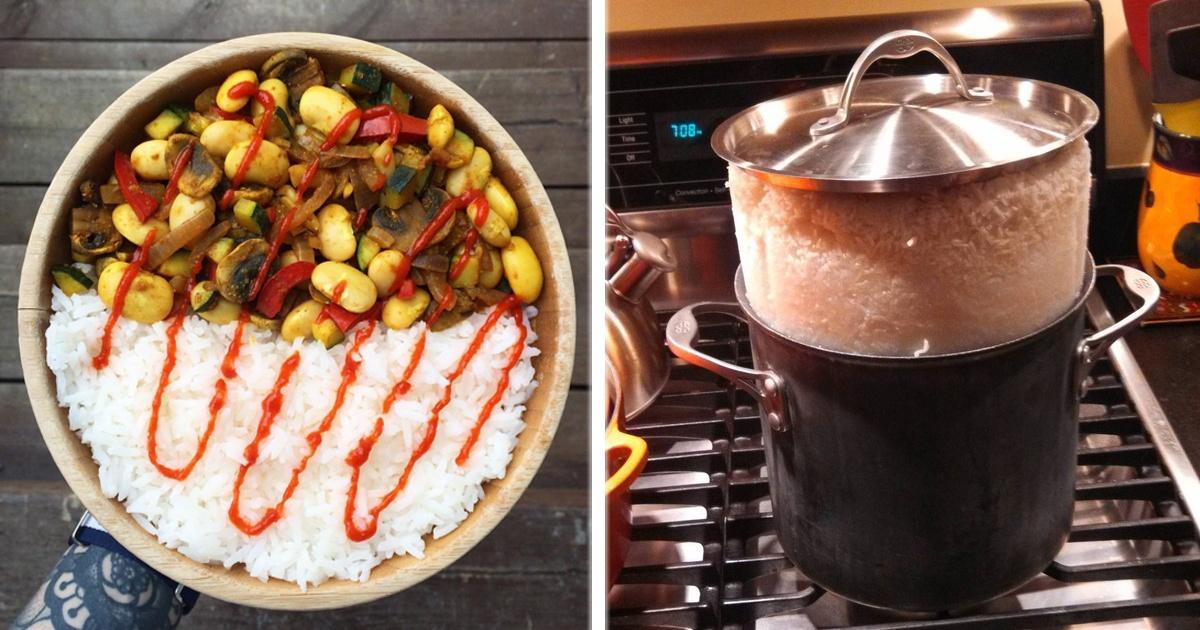 Realidad vs expectativa: Las comidas en Instagram y en la vida real. ¡Seguro te ha pasado el #12!