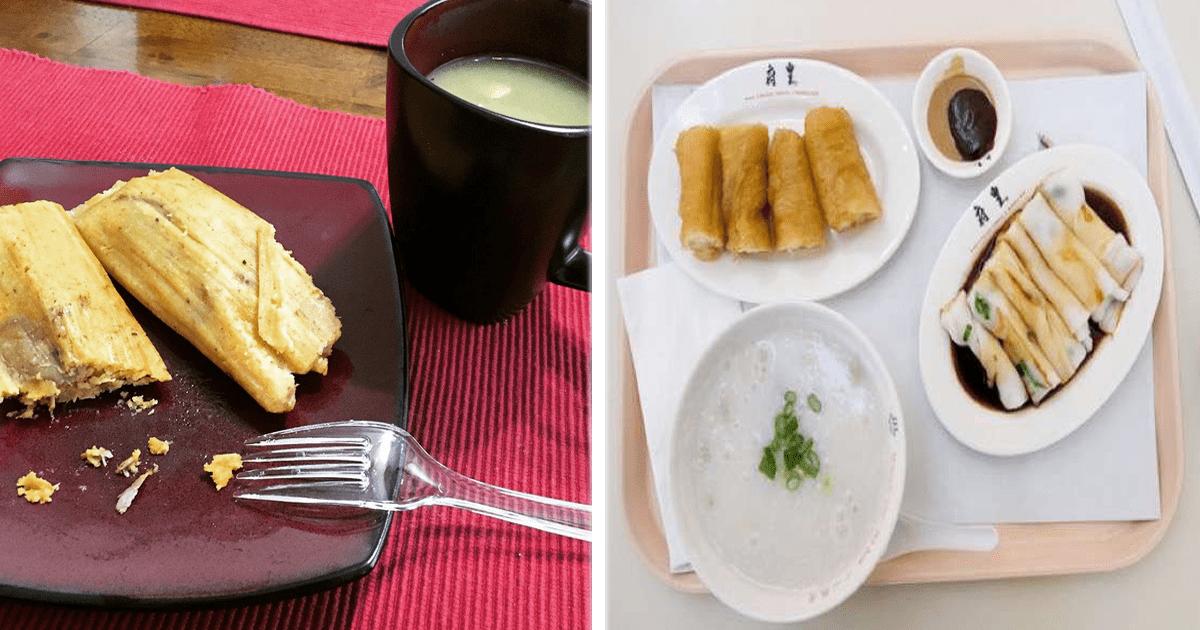 Así se ven los desayunos en 14 países diferentes alrededor del mundo.
