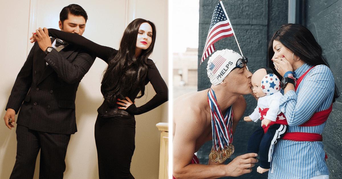 13 Disfraces geniales que puedes usar en pareja este Halloween.