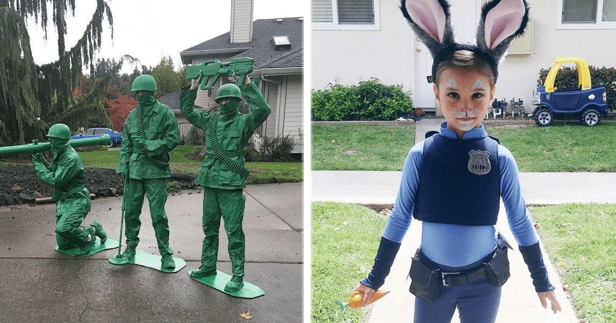 ¡Halloween al estilo Disney! Inspira tu disfraz en estas películas.