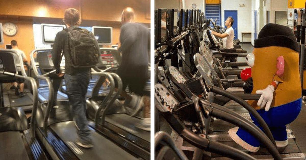 ¡11 Personas que hicieron el ridículo al llevar esta ropa al gimnasio!