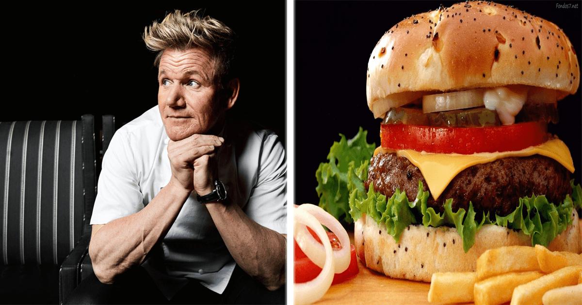 10 Datos curiosos sobre el chef más cruel; Gordon Ramsay.