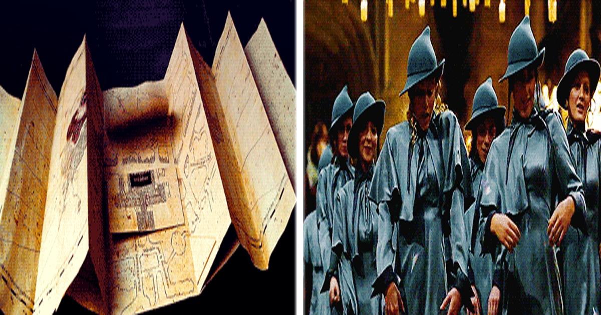 16 Momentos en Harry Potter que son extrañamente satisfactorios. ¡El #15 no podrás dejarlo de ver!