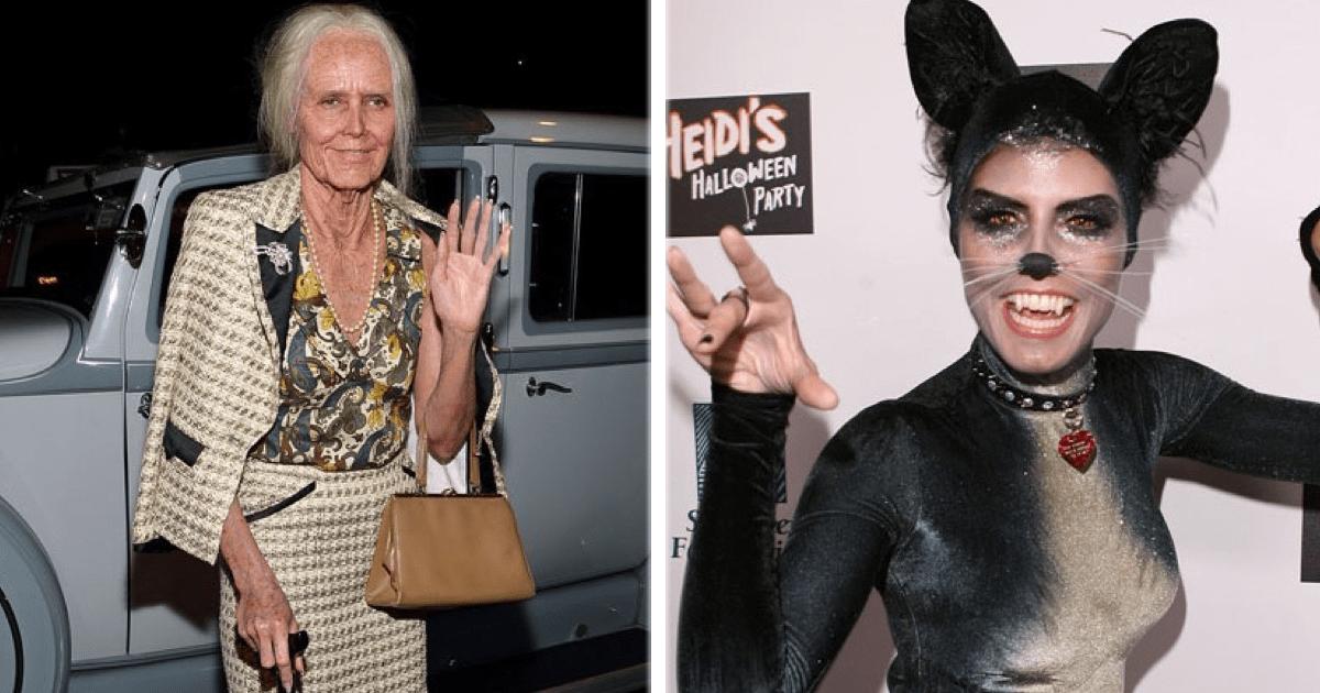 10 Imágenes que prueban lo genial de la fiesta annual de Halloween de Heidi Klum.
