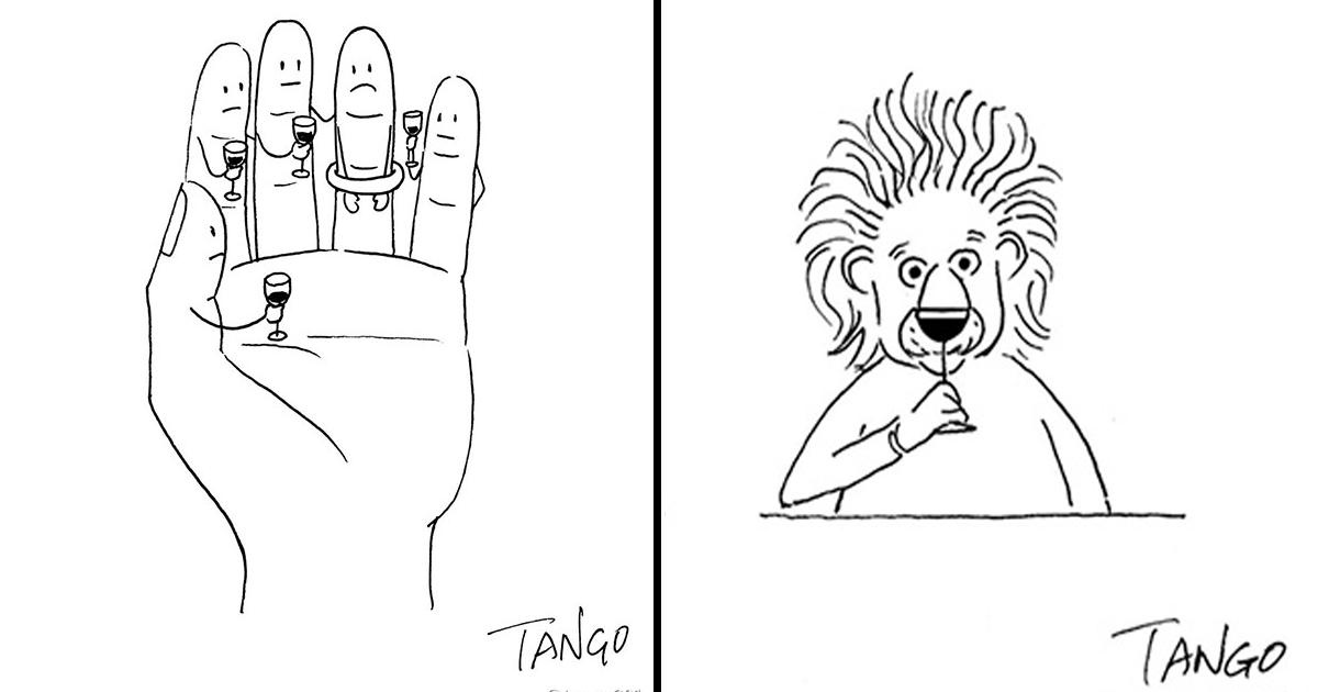 ¡15 Increíbles e ingeniosos cómics de Shangai Tango!