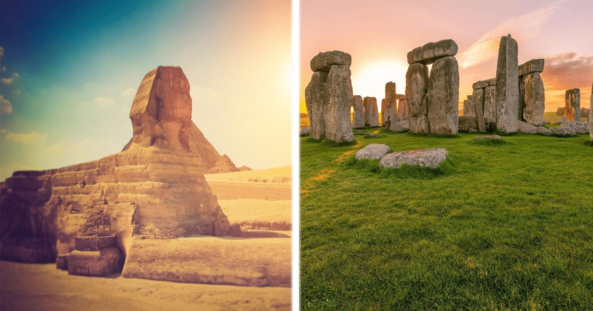 12 Monumentos históricos con misterios indescifrables.