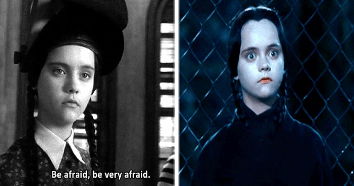 11 Situaciones en las que te identificarás a la perfección con Merlina Addams.