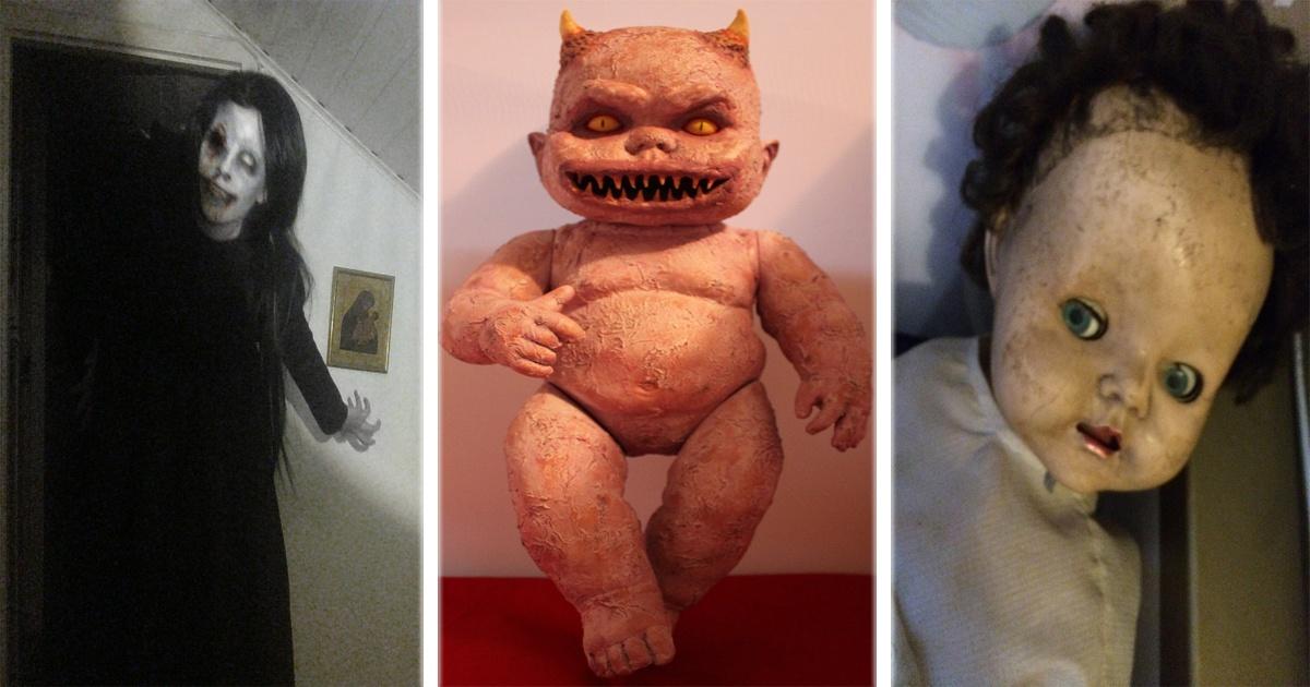 ¡12 Imágenes que no te van a dejar dormir esta noche! La #11 te causará pesadillas.
