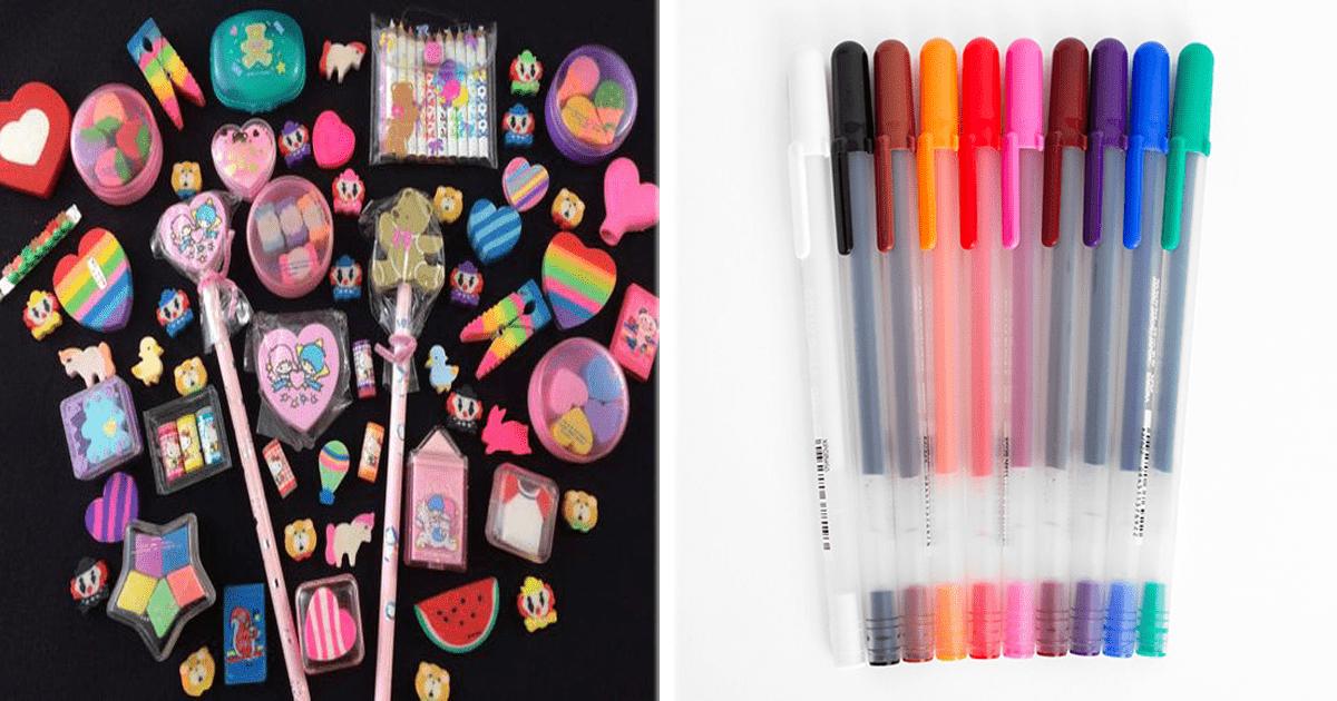 13 Cosas de los 90's que querríamos volver a llevar a la escuela.