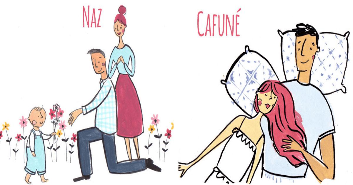 10 Palabras de amor en diferentes idiomas que no tienen traducción y debes aprender.