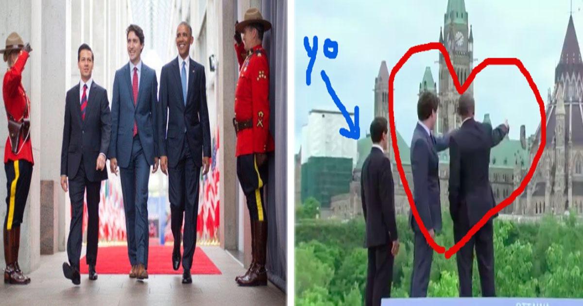 Peña Nieto hizo otra vez de las suyas en Canadá y ¡tienes que verlo!