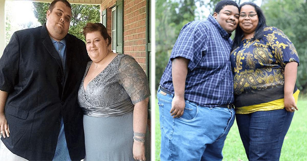 14 Parejas que decidieron bajar de peso juntos, ¡mira los resultados!