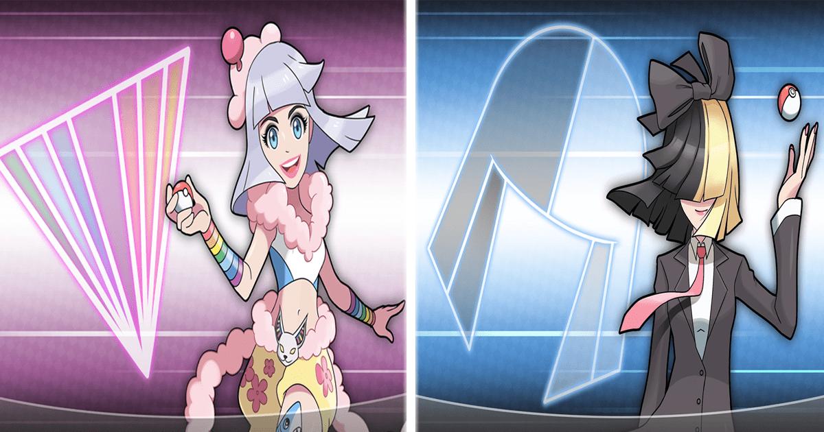 Así se verían algunas estrellas del pop como maestros Pokémon.