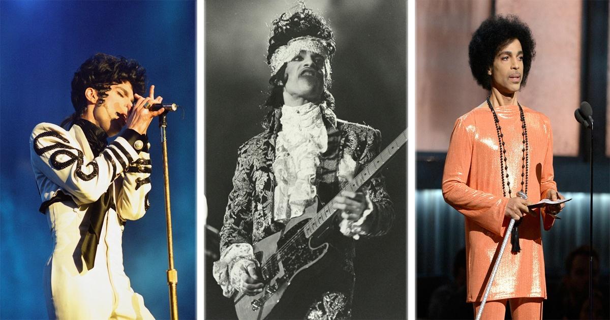 17 Veces en que Prince revolucionó la moda con su estilo. ¡El #15 es clásico!