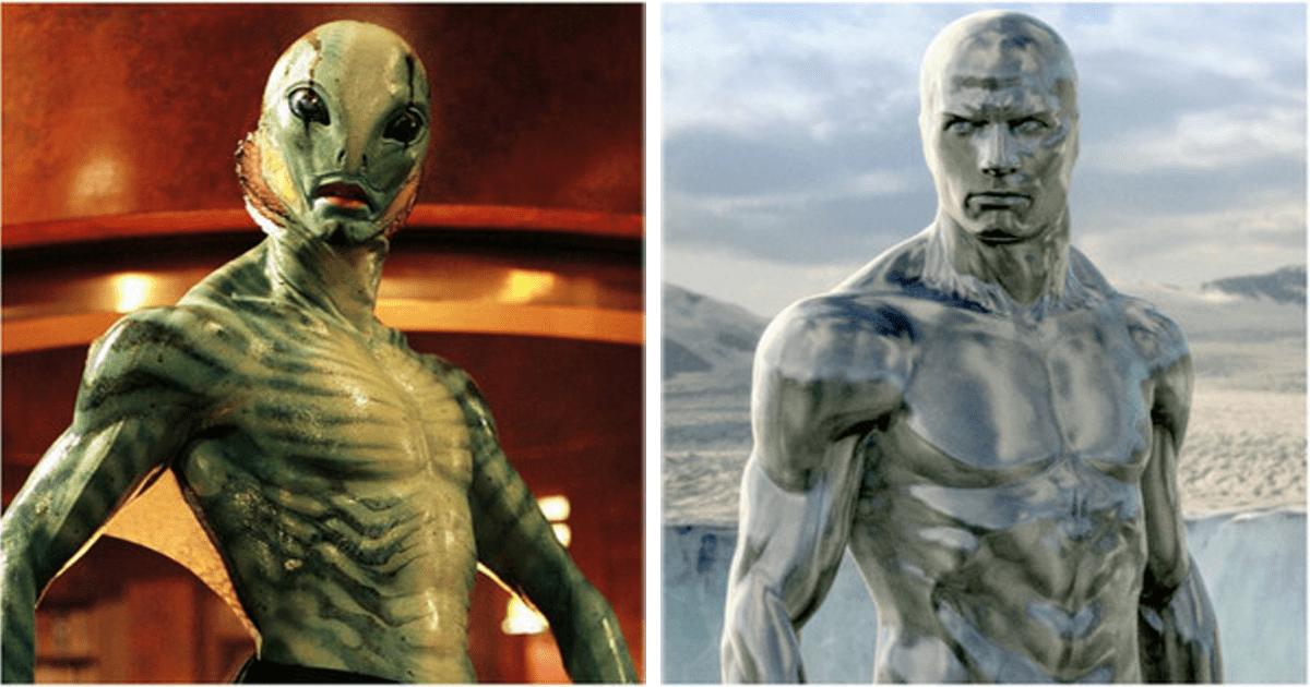 10 Actores que han interpretado a más de un superhéroe.