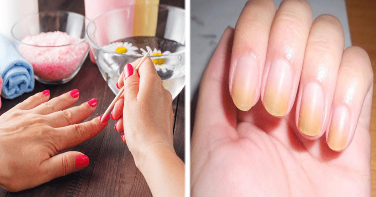 13 Trucos sencillos para cuidar de tus uñas si no quieres dedicarles mucho tiempo.