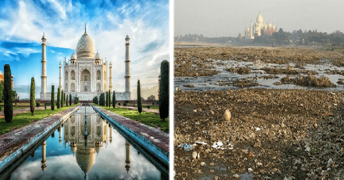15 Fotos de famosos lugares del mundo vistos desde lejos. ¡Qué decepción!