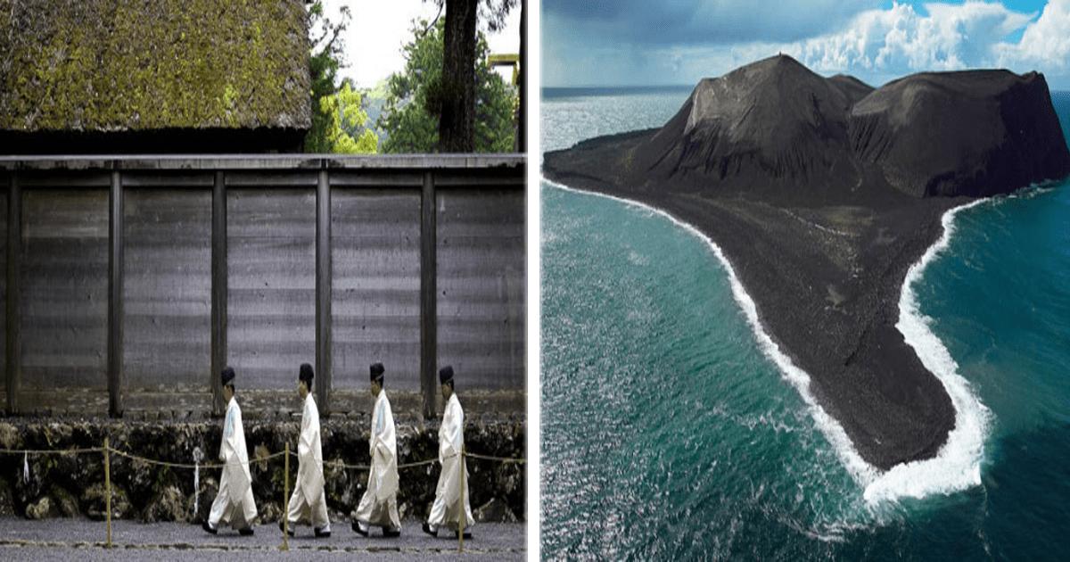 ¡5 Lugares del mundo en el que está prohibido entrar!