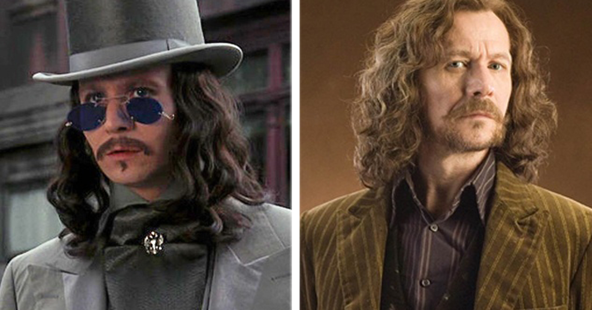 10 Actores que han interpretado exitosamente a buenos y villanos.