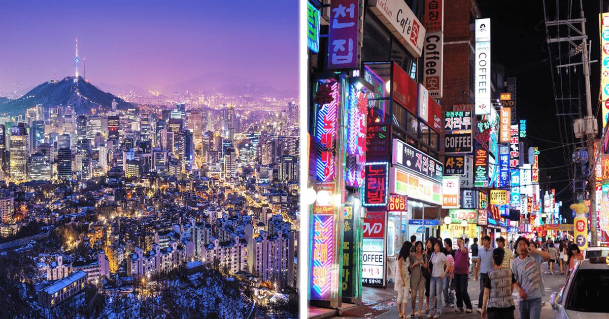 10 Razones para visitar la hermosa Corea del Sur.