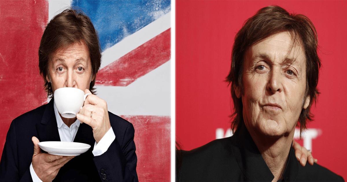 10 Datos curiosos sobre el legendario Paul McCartney.