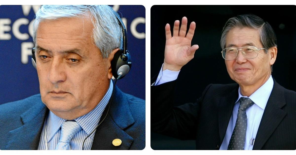 Presidentes que acabaron en la cárcel por fuertes escándalos de corrupción