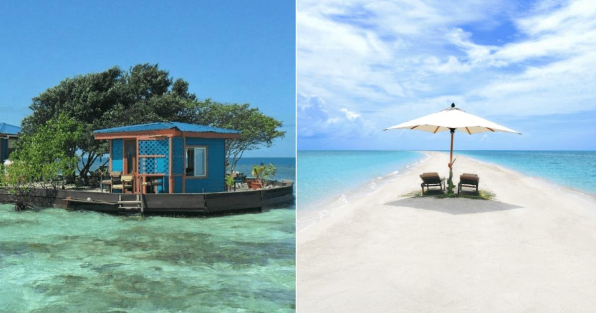 Descubre estas seis islas privadas ideales para vivir el for Hoteles en islas privadas