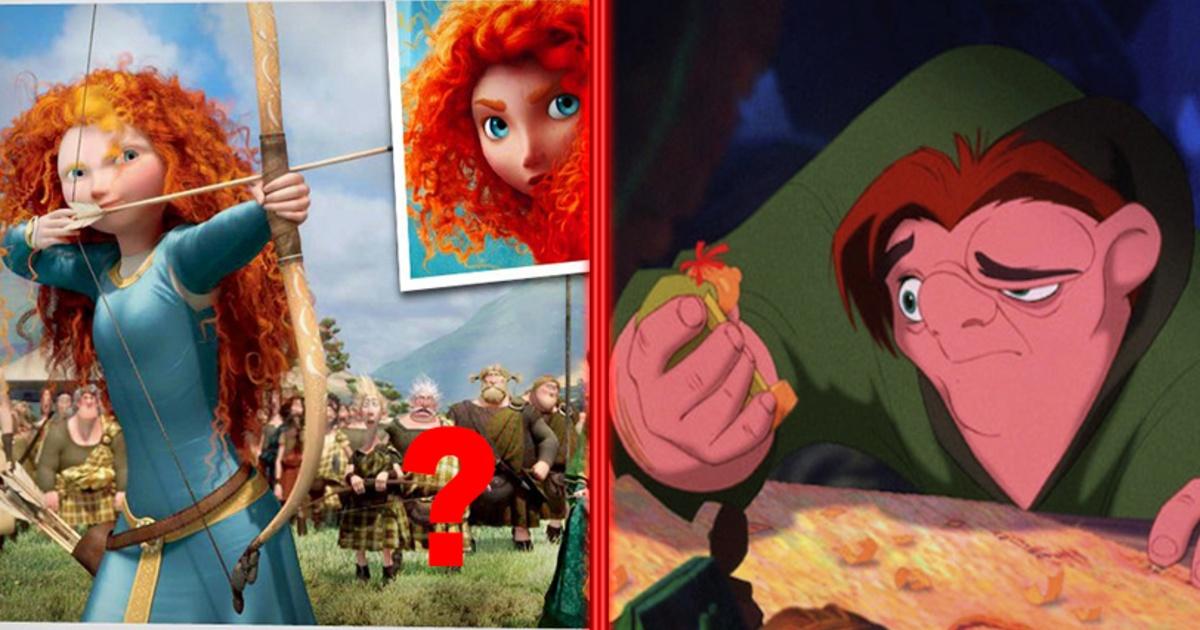 10 Errores históricos de películas Disney que seguro no habías notado.