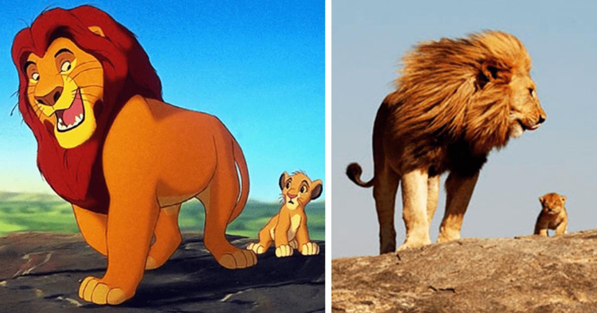 21 escenas de Disney inspiradas en hechos reales