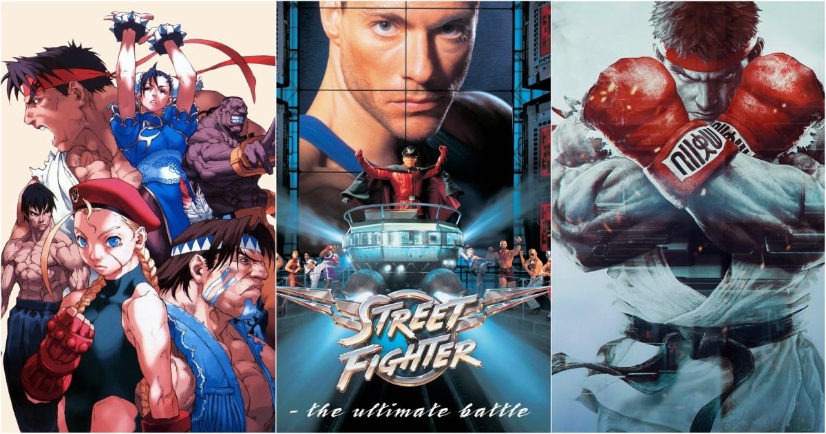Mira la increíble evolución que ha sufrido Street Fighter a 30 años de su debut.