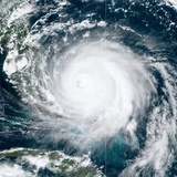 Hurricane Dorian sweeps and has already caused 5 deaths and floating bodies!
