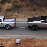 Cibertruck de Tesla ridiculed Ford, who claims they cheated