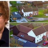 Ed Sheeran avoids fights with his neighbors by spending millions of euros