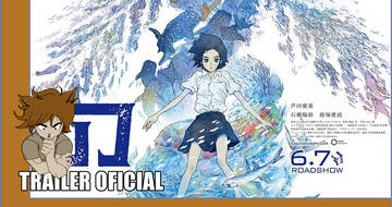 """Children of the Sea"" revela el espectacular trailer de su filme de anime."